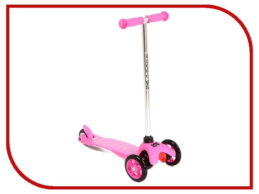 L-304  Самокат Corol L-304 Pink