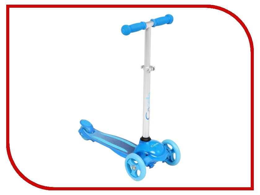 купить Самокат Capella MS-06 Blue недорого