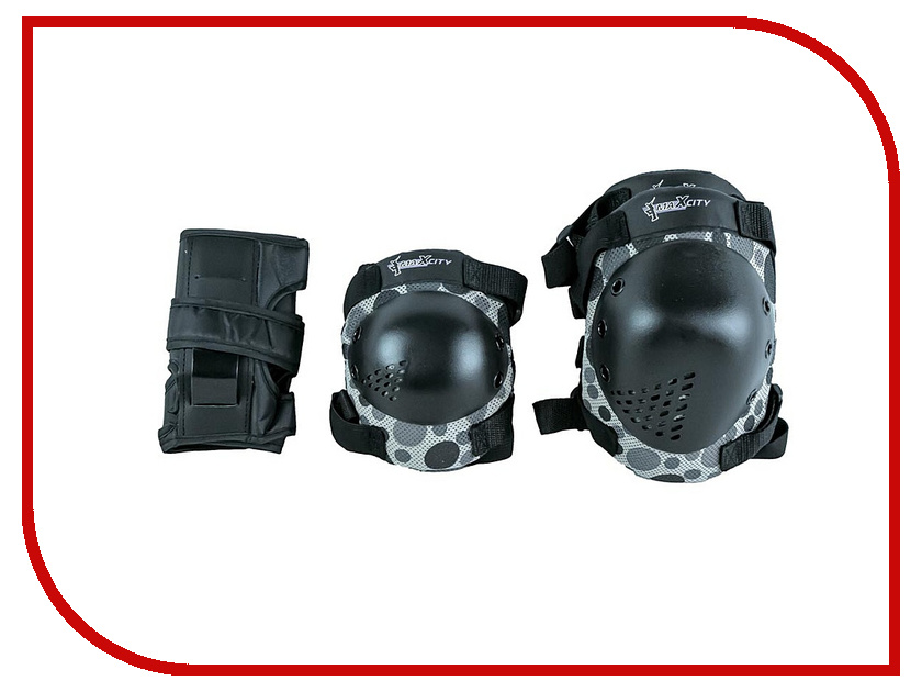 Комплект защиты Maxcity L Khaki комплект защиты maxcity