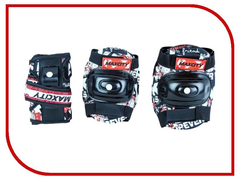 Комплект защиты Maxcity Teddy S Red