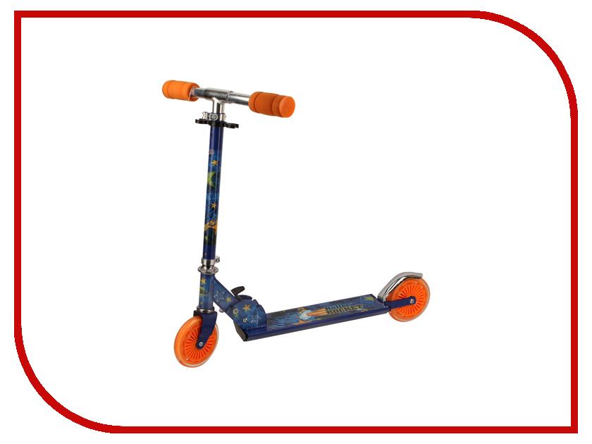 Самокат Wingo 242B Blue-Orange