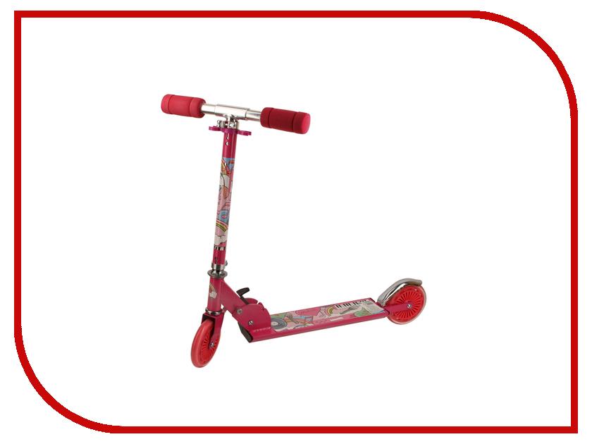 Самокат Wingo 242PN Crimson