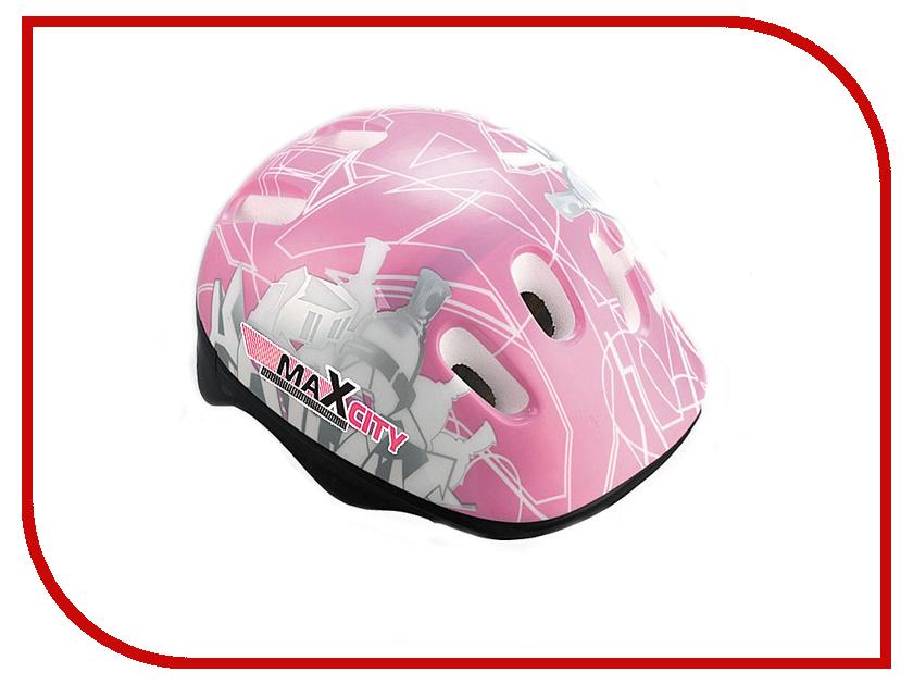 Шлем Maxcity Baby City S Pink