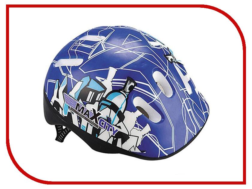 Шлем Maxcity Baby City S Blue