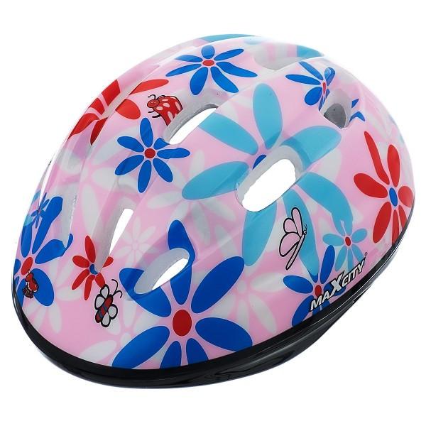 Шлем Maxcity Baby S Bug шлем maxcity sport elite xl