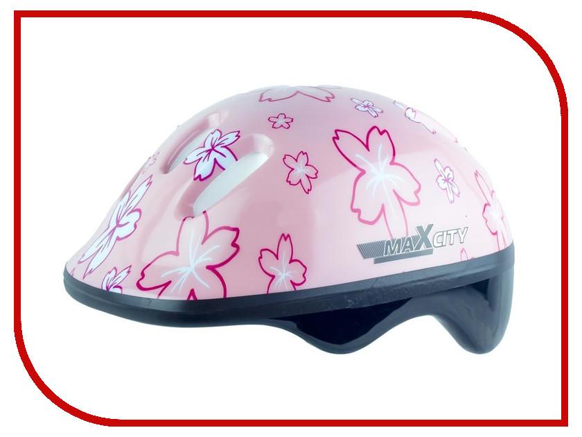 Шлем Maxcity Baby S Flower
