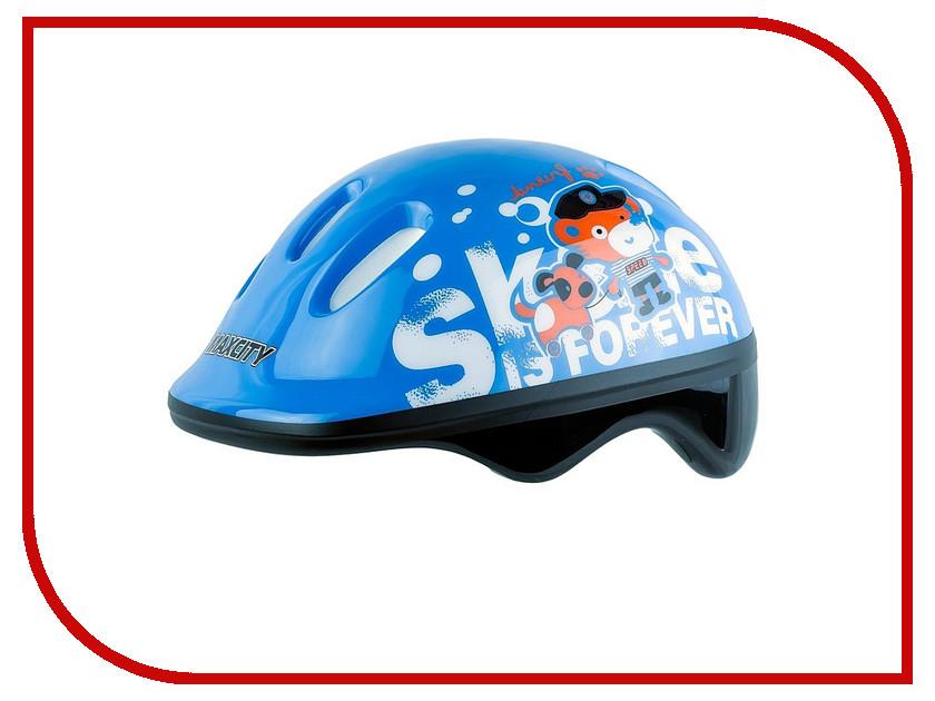 Шлем Maxcity Baby Teddy S Light Blue