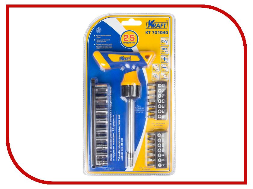 Отвертка Kraft 701040