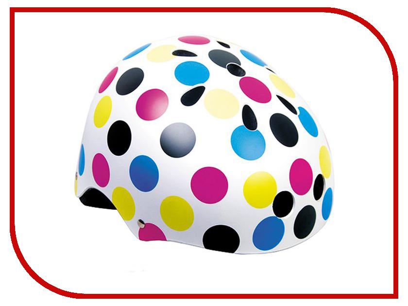 Шлем Maxcity S Graffity Dots