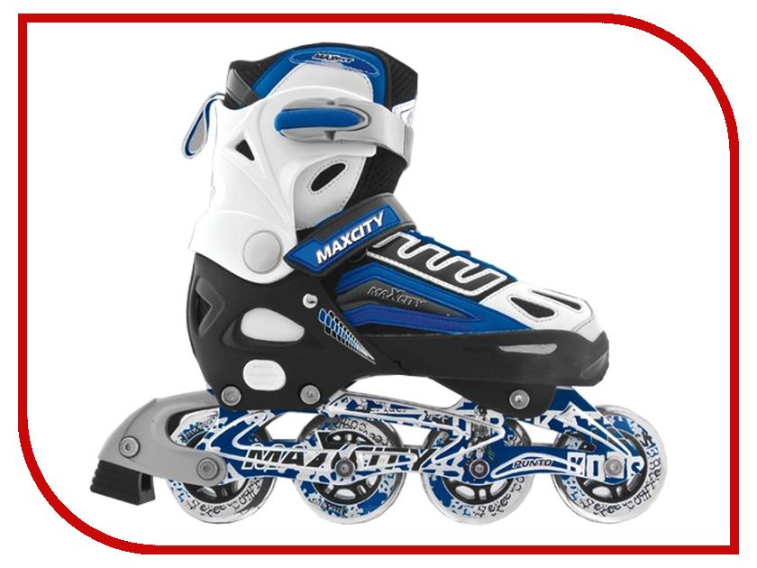 Коньки Maxcity Punto 33-36 Blue