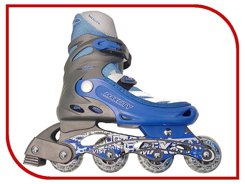 Коньки Maxcity Vista 31-34 Blue коньки onlitop 38 41 blue black 1231419