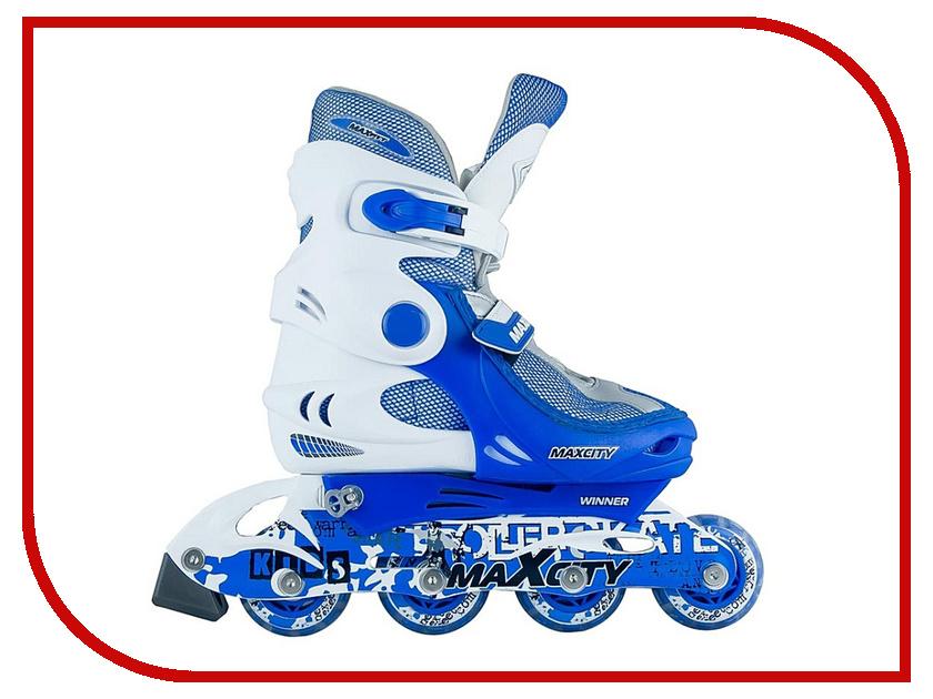 Коньки Maxcity Winner 38-41 Light Blue