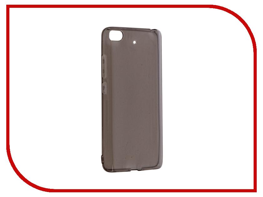 Аксессуар Чехол Xiaomi Mi5S Gecko Silicone Black S-G-XIMI5S-BL ximi mini
