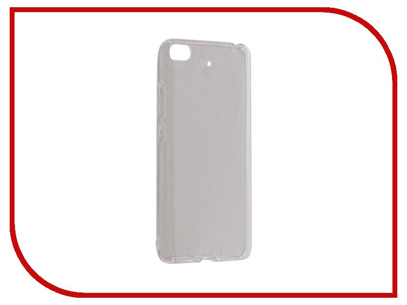 Аксессуар Чехол Xiaomi Mi5S Gecko Silicone White S-G-XIMI5S-WH ximi mini