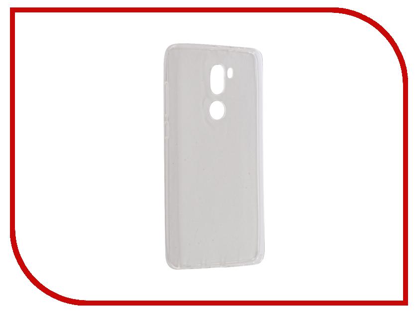 Аксессуар Чехол Xiaomi Mi5S Plus Gecko Silicone White S-G-XIMI5SPL-WH
