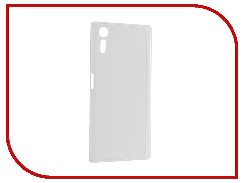Аксессуар Чехол Sony Xperia XZs Gecko Silicone White S-G-SONXZS-WH