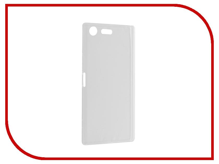 Аксессуар Чехол Sony Xperia XZ Premium Gecko Silicone White S-G-SONXZPR-WH