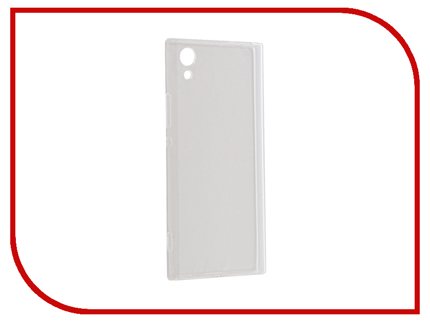 Аксессуар Чехол для Sony Xperia XA1 Ultra Gecko Silicone White S-G-SONXA1UL-WH