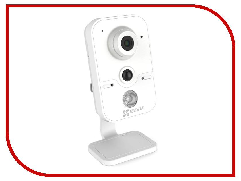 IP камера HikVision Ezviz C2W CS-CV100-B0-31WPFR hikvision international version ds 2cd2e20f instock 2mp 1080p cctv embedded ip camera mini support ezviz poe sd card onvif