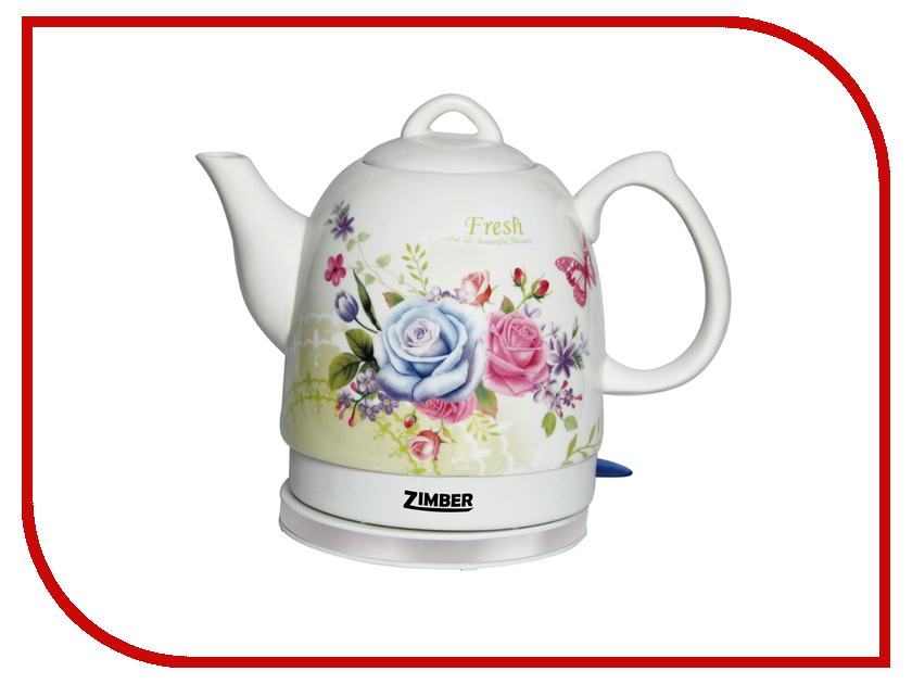 Чайник Zimber ZM-10754 чайник zimber zm 11030