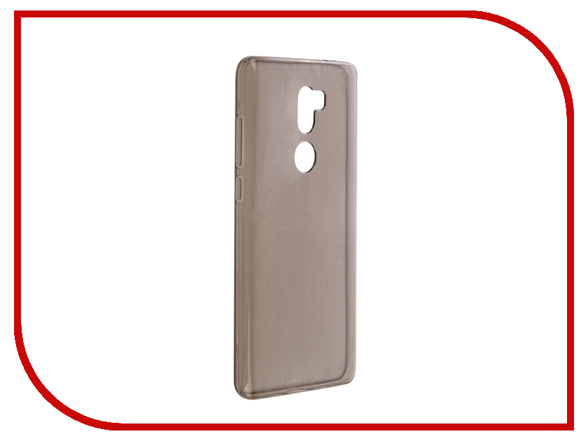 Аксессуар Чехол Xiaomi Mi5s Plus Cojess Silicone TPU 0.3mm Grey