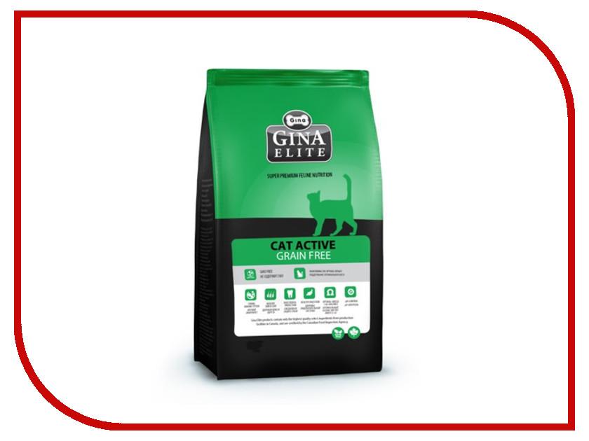 Корм Gina Elite Grain Free Cat 0.4kg 160018.7
