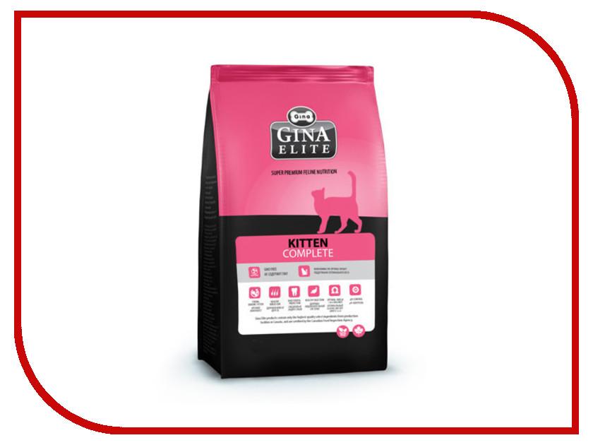 Корм Gina Elite Kitten 3kg 160013.4 корм gina puppy hypoallergenic denmark 3kg 080018 1