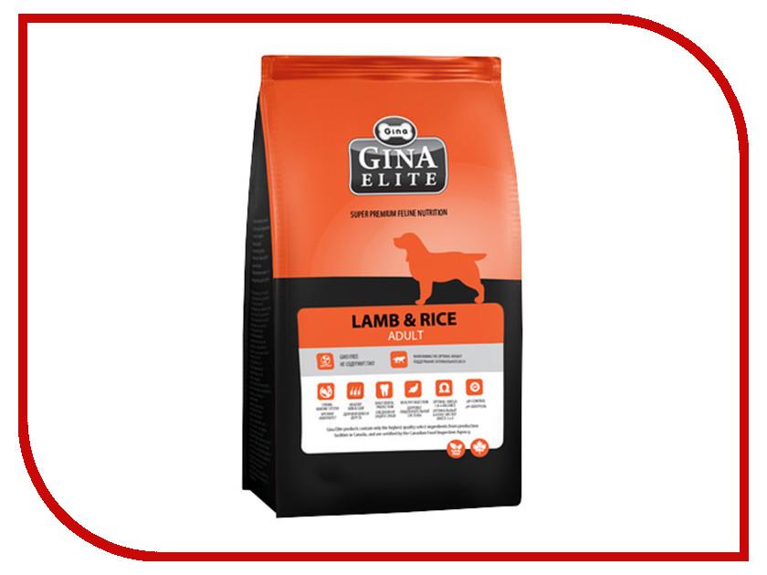 Корм Gina Elite Lamb & Rice 8kg 160010.5 owner 19 8kg 52804 04