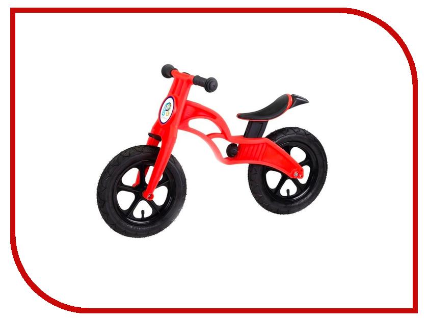 Беговел Popbike Flash Red