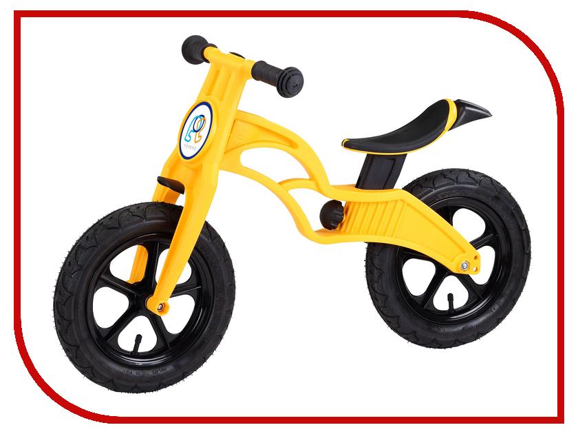 Беговел Popbike Flash Yellow