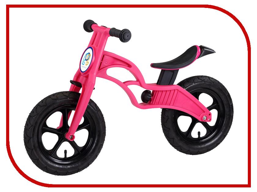 Беговел Popbike Flash Magenta