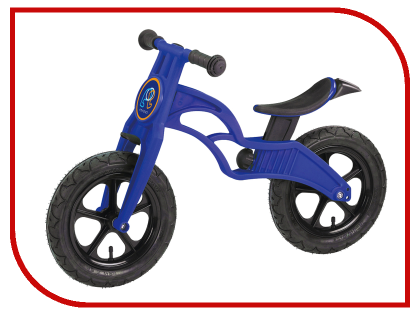 Беговел Popbike Flash Blue