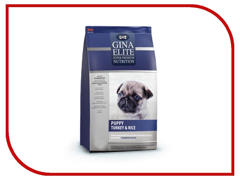 Корм Gina Elite Puppy Turkey&Rice 1kg 250001.0