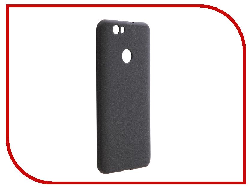 Аксессуар Чехол Huawei Nova Zibelino Soft Matte Black ZSM-HUA-NOVA-BLK аксессуар чехол huawei p9 lite zibelino soft matte zsm hua p9 lit