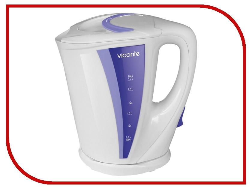 Чайник Viconte VC-3208 White