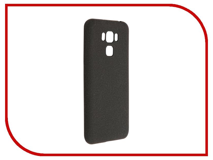 Аксессуар Чехол ASUS ZenFone 3 Max ZC553KL Zibelino Soft Matte Black ZSM-ASU-ZC553KL-BLK asus zenfone zoom zx551ml 128gb 2016 black