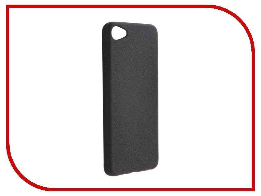 Аксессуар Чехол Meizu U10 Zibelino Soft Matte Black ZSM-MEZ-U10-BLK аксессуар защитное стекло meizu u10 borasco 0 2mm