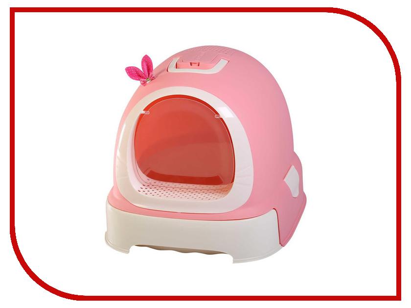 Туалет Makar № 1 МАК103 Pink