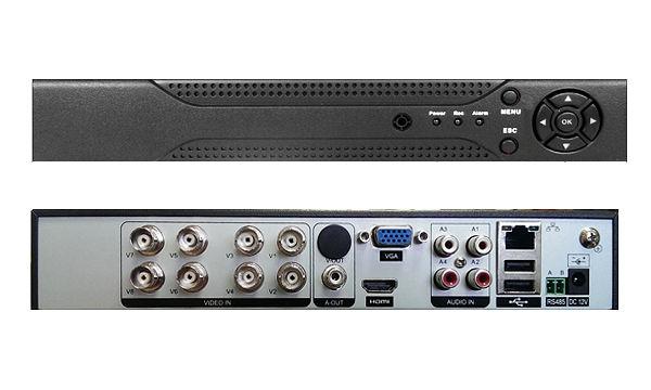 Видеорегистратор Polyvision PVDR-A4-08M2 v.3.4.1 ahd камера polyvision pd1 a2 b3 6 v 2 3 2