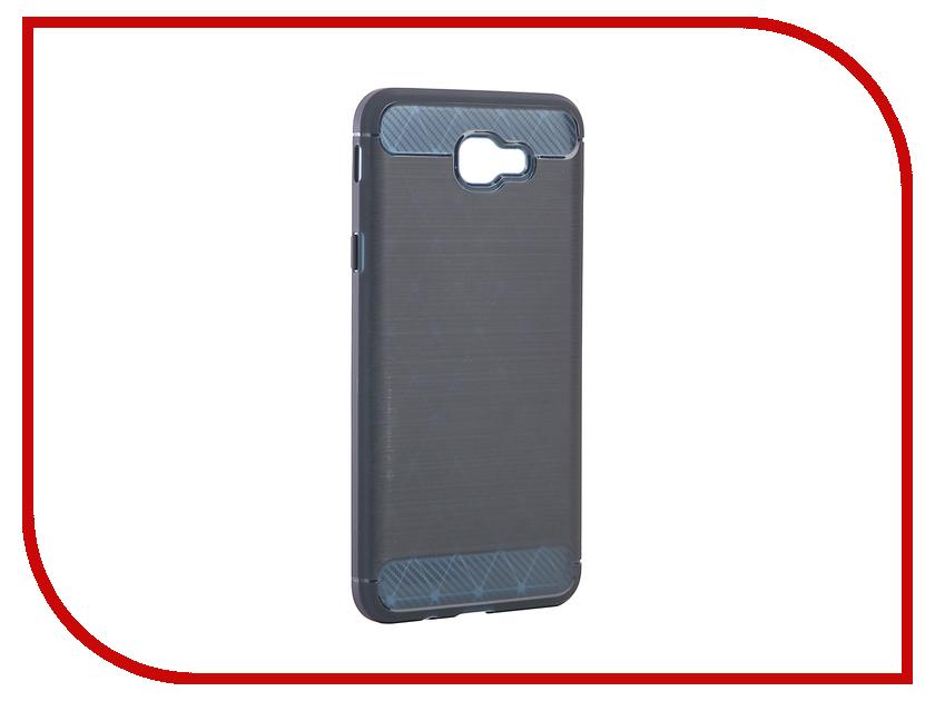 Аксессуар Чехол Samsung SM-G570F/DS Galaxy J5 Prime Zibelino Cover Back Elegant Dark Blue ZCBE-SAM-J5-PRM-DBL крышка задняя для samsung g570f galaxy j5 prime