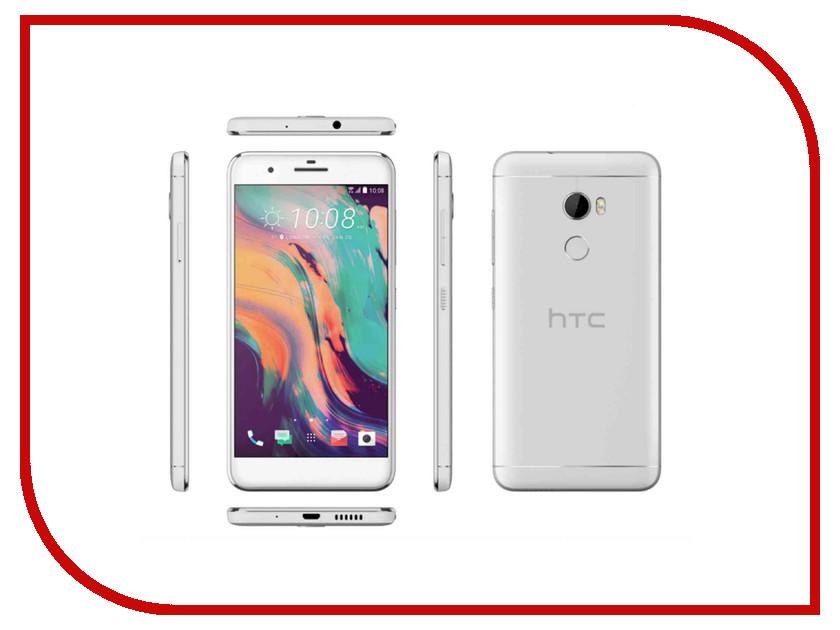 Сотовый телефон HTC One X10 Silver