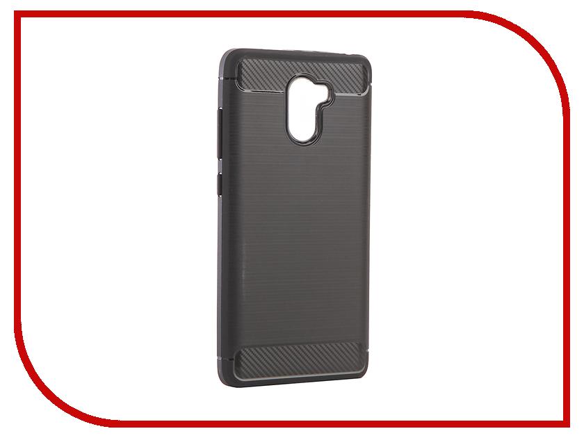 Аксессуар Чехол Xiaomi Redmi 4 Zibelino Cover Back Elegant Black ZCBE-XIA-RDM-4-BLK аксессуар чехол xiaomi redmi note 4 zibelino classico black zcl xia not4 blk
