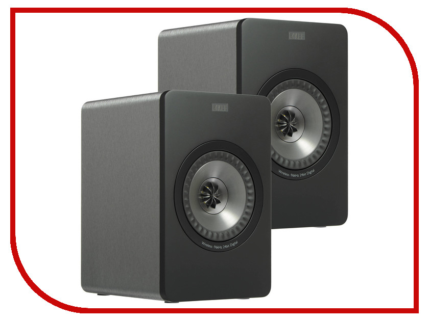 Колонки KEF X300A Wireless Grey fostex th900 black наушники