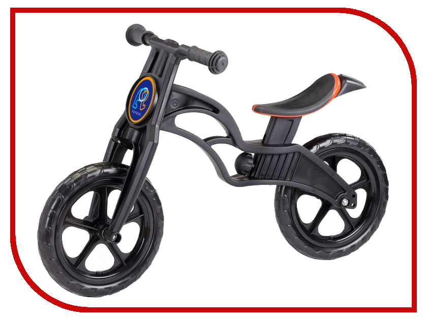 Беговел Popbike Sprint Black