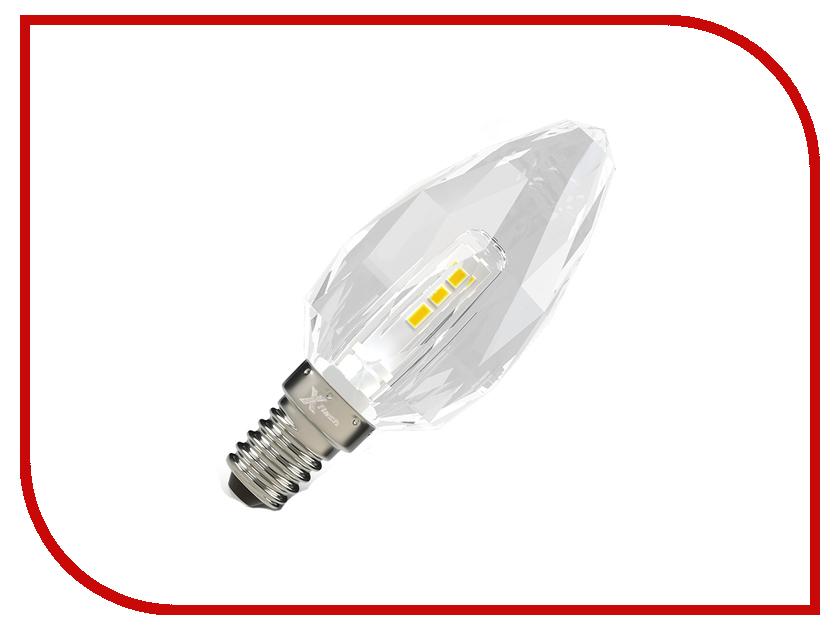 Лампочка X-flash XF-E14-CCD-3.3W-4000K-230V 47888 светодиодная лампа x flash xf e14 ccd 3 3w 4000k 230v арт 47888