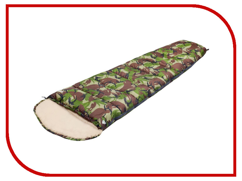 Cпальный мешок Trek Planet Raptor Camouflage 70333 L dr robert t bakker raptor pack