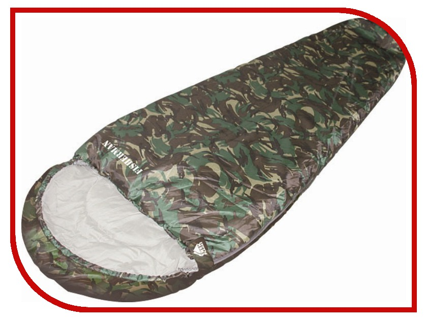 Спальник Trek Planet Forester Camouflage 70334 R