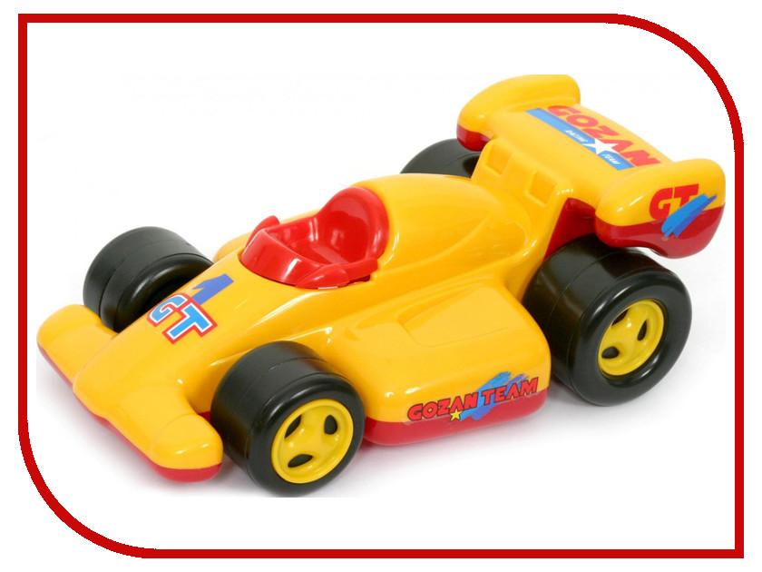 Машина Полесье Формула гоночный 8961 полесье гоночный автомобиль торнадо цвет желтый