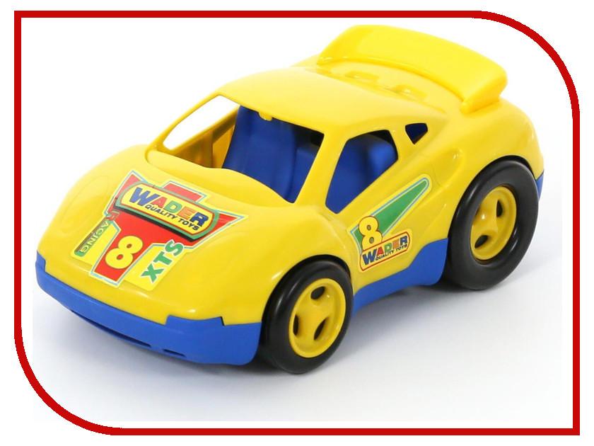 Машина Полесье Ралли гоночный 8954 полесье гоночный автомобиль торнадо цвет желтый