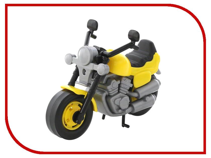 Игрушка Полесье Мотоцикл гоночный Байк 8978 plastic toy мотоцикл заводной гоночный